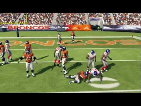 Wii Madden 13 How To Play