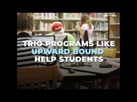Upward Bound: Helping Students Get to College