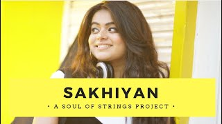 Sakhiyan | Female Version | Manindar Buttar | Punjabi song 2018 | Urvashi Kiran Sharma