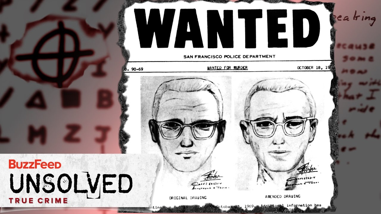 The Horrifying Murders Of The Zodiac Killer
