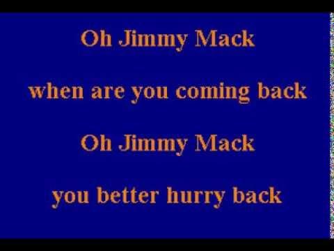 Martha & The Vandellas - Jimmy Mack - Karaoke