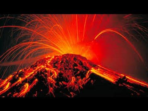 How to make paper mache volcano erupt