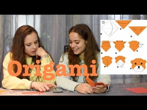 Origami challenge