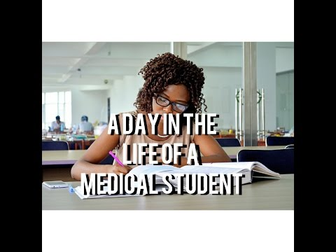 A DAY IN THE LIFE OF A MEDICAL STUDENT  || CHINA LIFE || MED SCHOOL VLOG 1