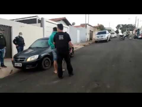 Casal é preso em Araxá por participar de quadrilha especializada em furtos de joias