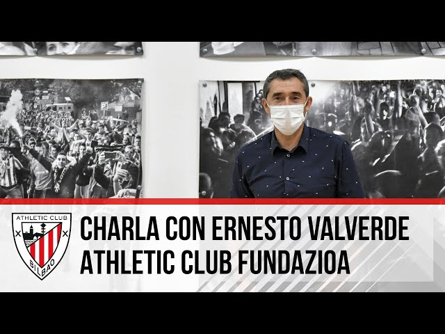 Ernesto Valverde I Entrevista I Elkarrizketa I Athletic Club Fundazioa