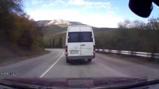 Алушта- Солнечногорское 15 мин.(Это видео создано с помощью видеоредактора YouTube видео ускорено #2 (http://www.youtube.com/editor), 2013-10-24T18:15:34.000Z)