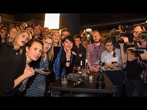 Iceland's Pirate Party Wins Big Gains in Parliamentary Election