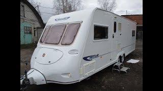Обзор жилого прицепа для проживания,каравана,автодома Fleetwood 2006 года с ALDE 5 мест!