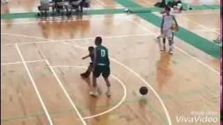 【Twitterで話題】 バスケの1on1で高校生を弄ぶ天才小学生 2016年8月14...