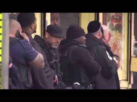 Seis muertos, entre ellos los dos agresores, en un tiroteo en Nueva Jersey
