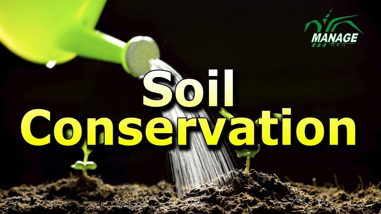 Soil Conservation (Telugu)