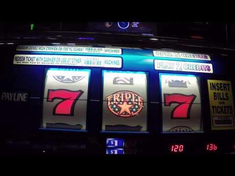 Video Casino slot playing