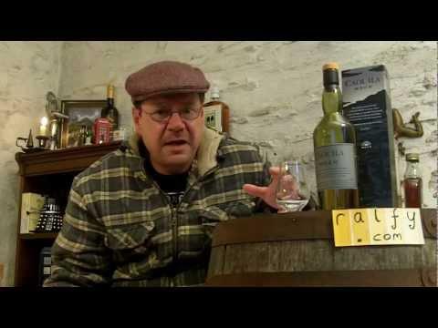 whisky review 294 - Caol Ila Moch