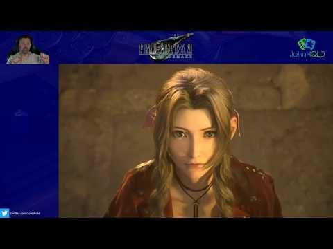 JohnHQLD First Impressions - Final Fantasy 7 Remake on PlayStation 4