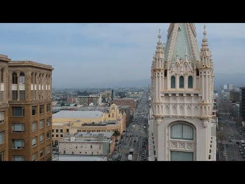 New Oakland California  Drone Flight (2018)