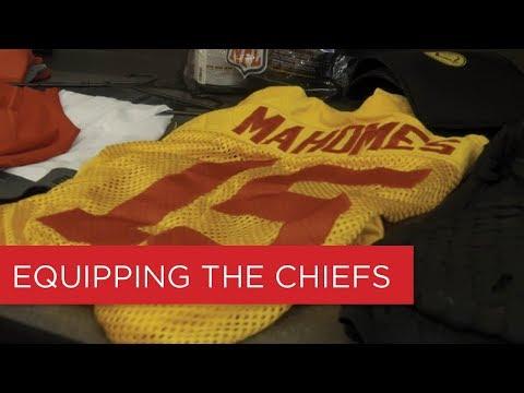 Providing What Players Need To Focus   Kansas City Chiefs Equipment Staff   Mosaic Life Care