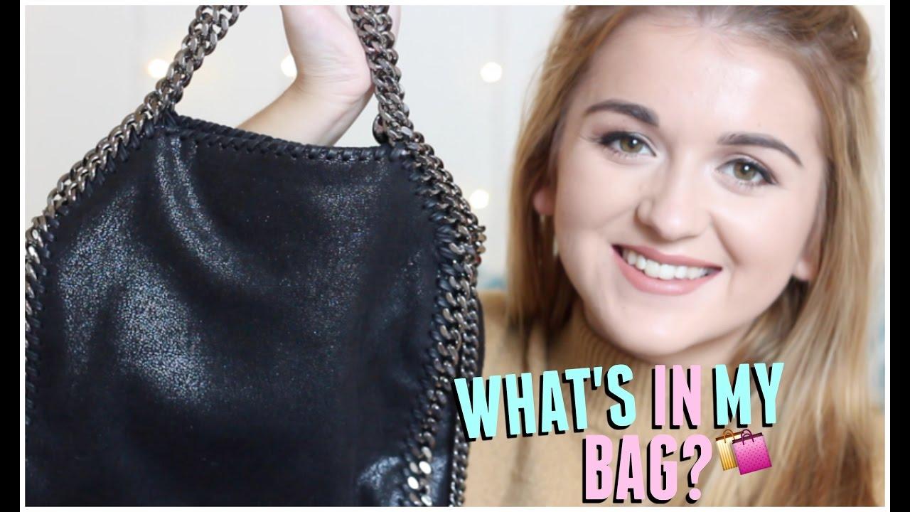 What s In My Bag  - Stella McCartney Mini Baby Bella Tote! - YouTube 62685733df2b7