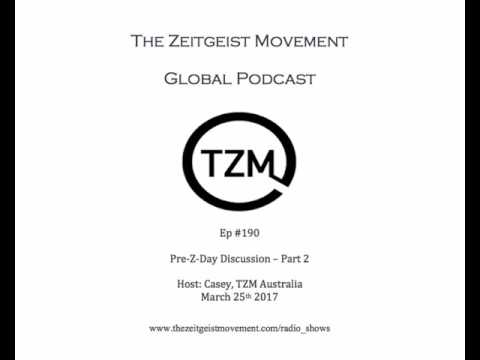 TZM global radio: Ep 190 Pre-ZDAY 2017 discussion part two