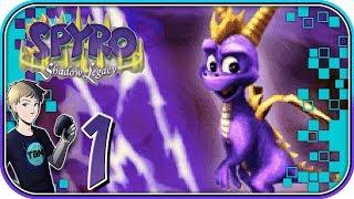 Spyro: Shadow Legacy - Part 1: YU-GI-OH CROSSOVER!