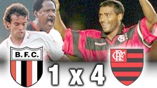 Flamengo 4 x 1 Botafogo SP * Brasileiro 1999 * Melhores Momentos