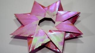 Origami Robin Star (Maria Sinayskaya)