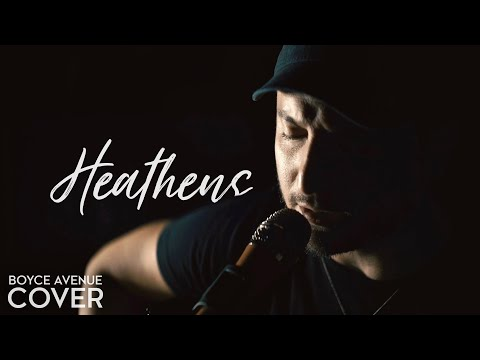 Heathens - Twenty One Pilots (Boyce Avenue Acoustic Cover)(Suicide Squad) On Spotify & Apple