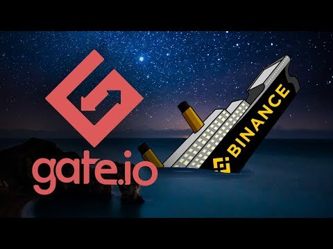 Gate.io: The Binance Killer! Gatechain DEX Is Coming. The Real Volume Exchange