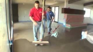 3 - Oprava podlahy samonivelačnou zmesou