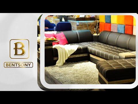 П-образный раскладной диван Ритис в подробном видео обзоре