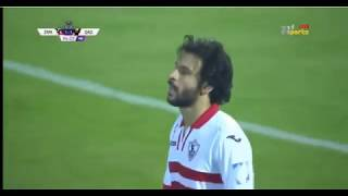 اهداف مباراة الزمالك و القادسية 1-1 (28-9-2018)