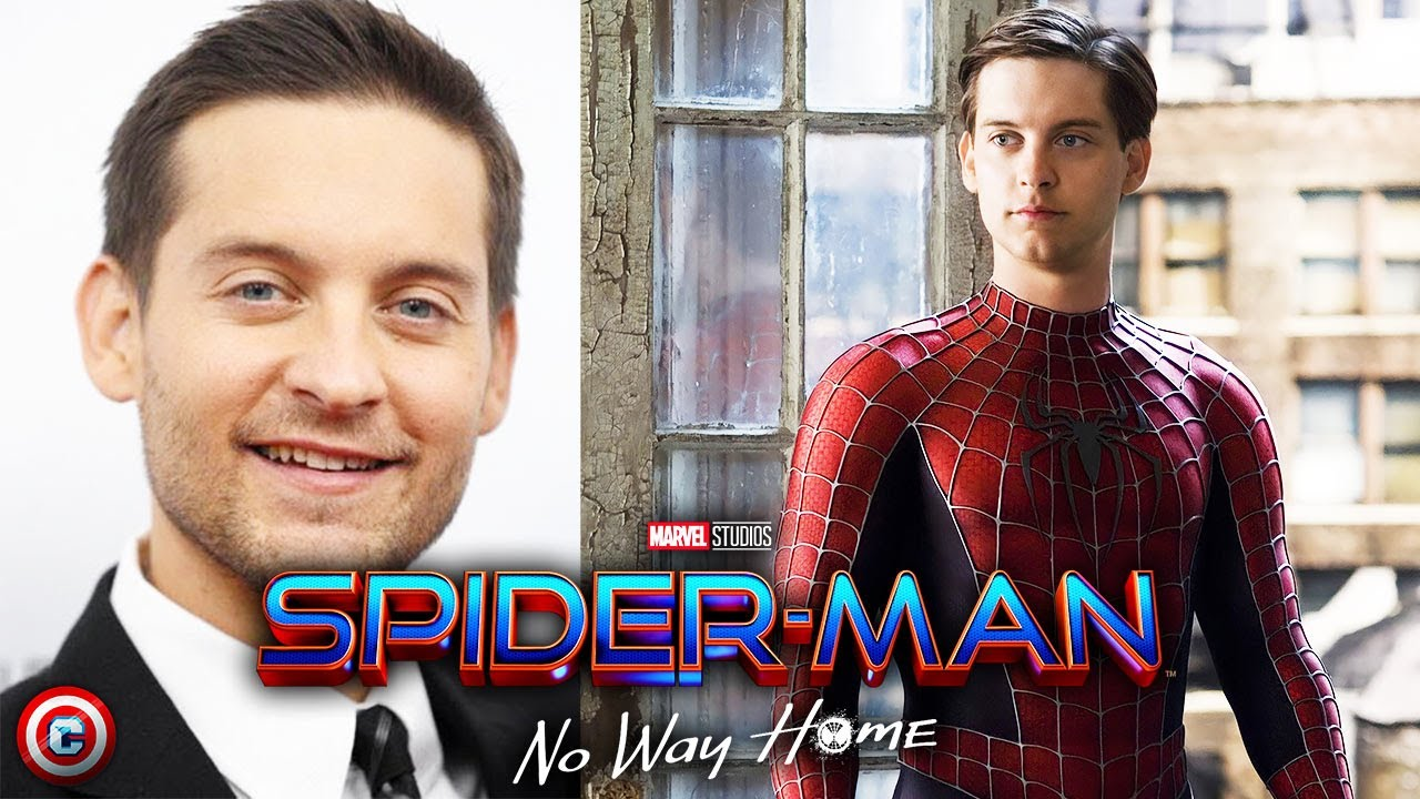 Download Spider-Man No Way Home LEAKED Tobey Maguire Photos & Trailer Update