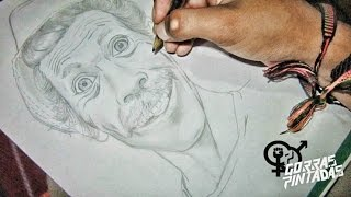 Como dibujar a Don ramon | chavo del 8 | how to draw Don ramon