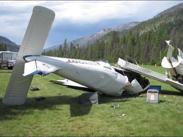 Fatal Midair Collision At Idaho Backcountry Fly-In
