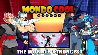 Mondo Cool #5: The World's Strongest