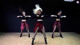 Beyonce - Yonce (heels choreography: Maria Kolotun) FREEWAY DANCE CENTRE