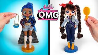 開箱並打扮2位新潮的L. O. L. 玩偶娃娃!