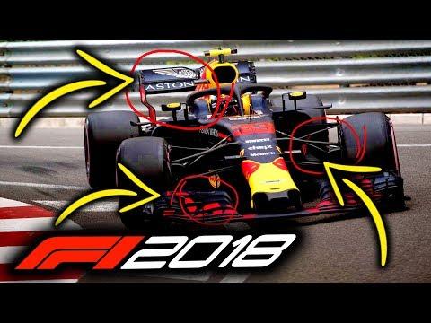 2018 Monaco Grand Prix - F1 Tech Round-Up (F1 2018 Monaco)