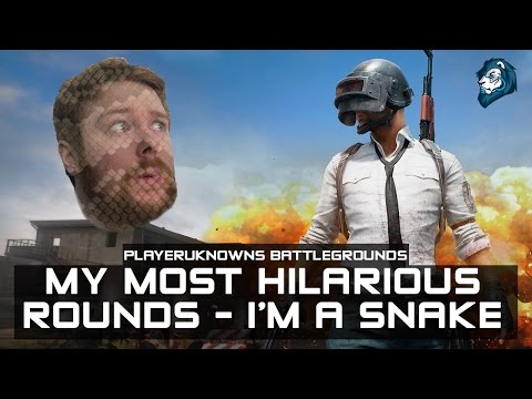 MY MOST HILARIOUS ROUNDS - Playerunknown Battlegrounds