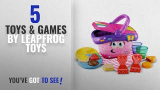 Top 10 Leapfrog Toys Toys & Games [2018]: LeapFrog Shapes And Sharing Picnic Basket