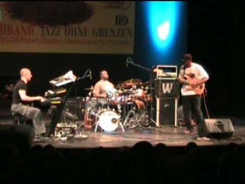 Spit'n Fire part 2; Phishbacher live at Jazz Festival Plzen, CZ, Nov 10th 2008