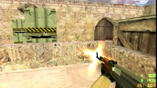 Video cyberon WallBang /w AK - 47 @de_Dust 2 download MP3, 3GP, MP4, WEBM, AVI, FLV November 2017