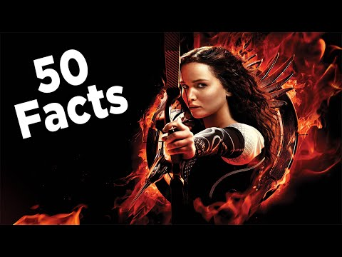 50 Hunger Games Facts You Should Know