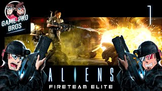 Aliens: Fireteam Elite #1 - Assholes and Elbows