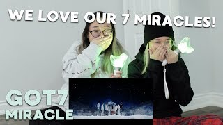 "MV REACTION | GOT7 (갓세븐) ""Miracle"""