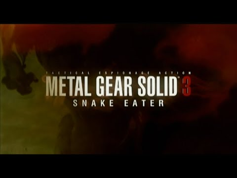 Metal Gear Solid 3 - The Movie [HD]...