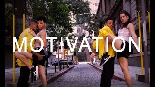 Motivation - Normani | Coreografia - @luquemelo