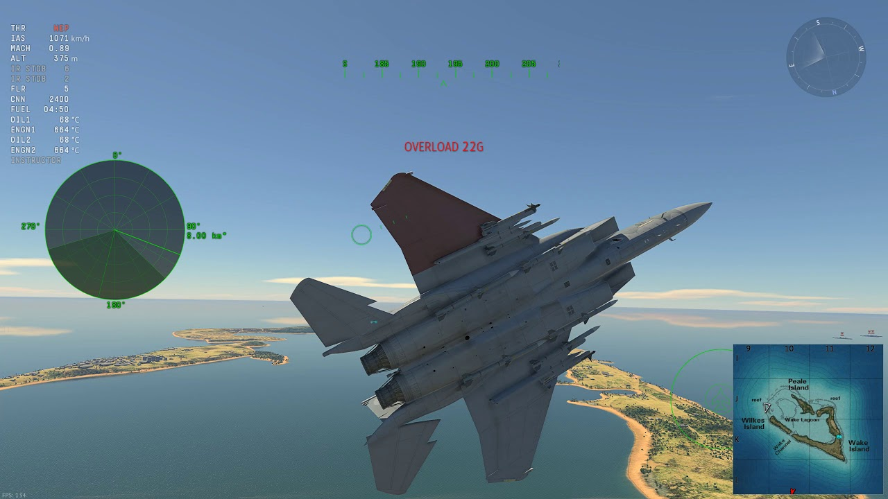 War Thunder Modern Jets