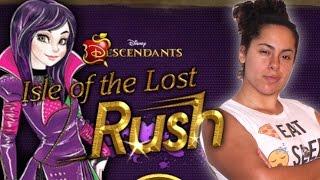 Descendants! Isle Of The Lost Rush