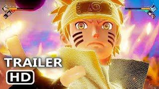 PS4 - Jump Force Gameplay (E3 2018) Frieza VS Naruto // Zoro VS Sazuke